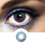 Amazing Blue Galaxy Contacts with stars