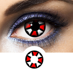 umbrella corporation contact lenses