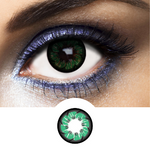 Green Contact Lenses Tokyo Lagon - 1 Year Use