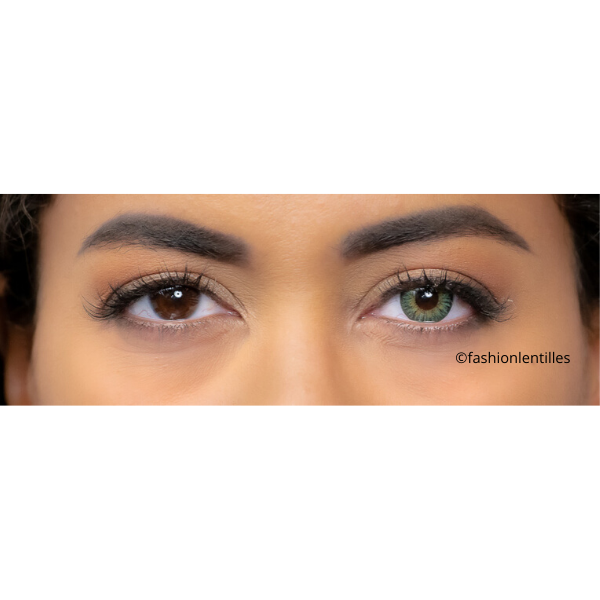 cheap green color lenses