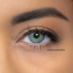 Green Contacts Natural Dream Lemon Green - 1 Year Use