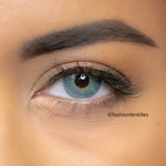 Blue Contacts Natural Dream Topaze Blue - 1 Year Use