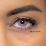 Pink Contacts Natural Soft Pink - 1 Year