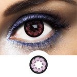 Pink Contact Lenses for doll eyes