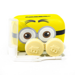 yellow case holder The Minions for color lenses