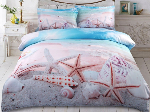 Tencel Cotton Bedding Set Machine Wash Duvet Cover Set