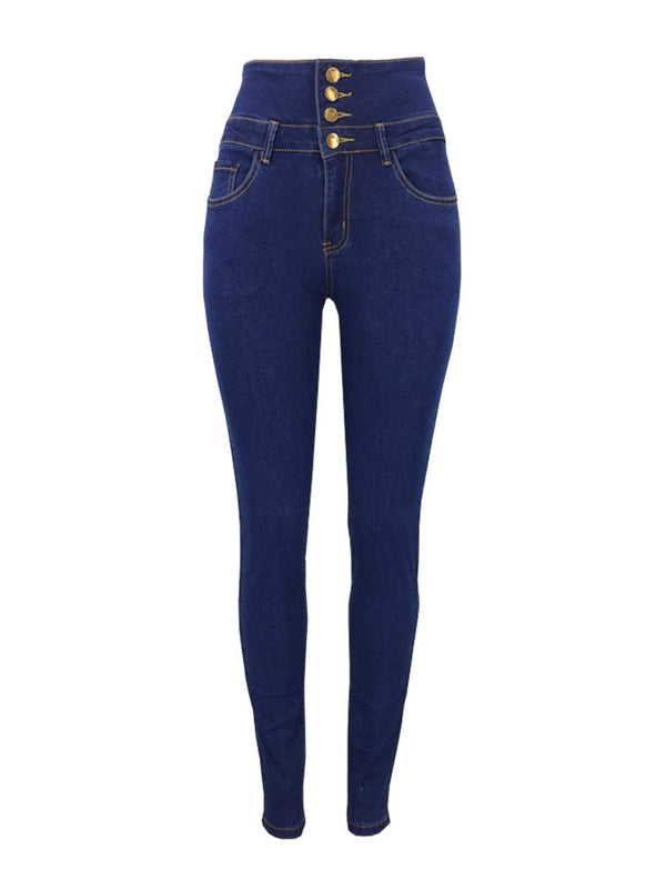 Butt Lift Washable Women's Skinny Jeans