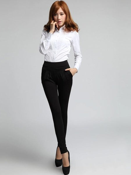 Harem Plus Size Women's Pants