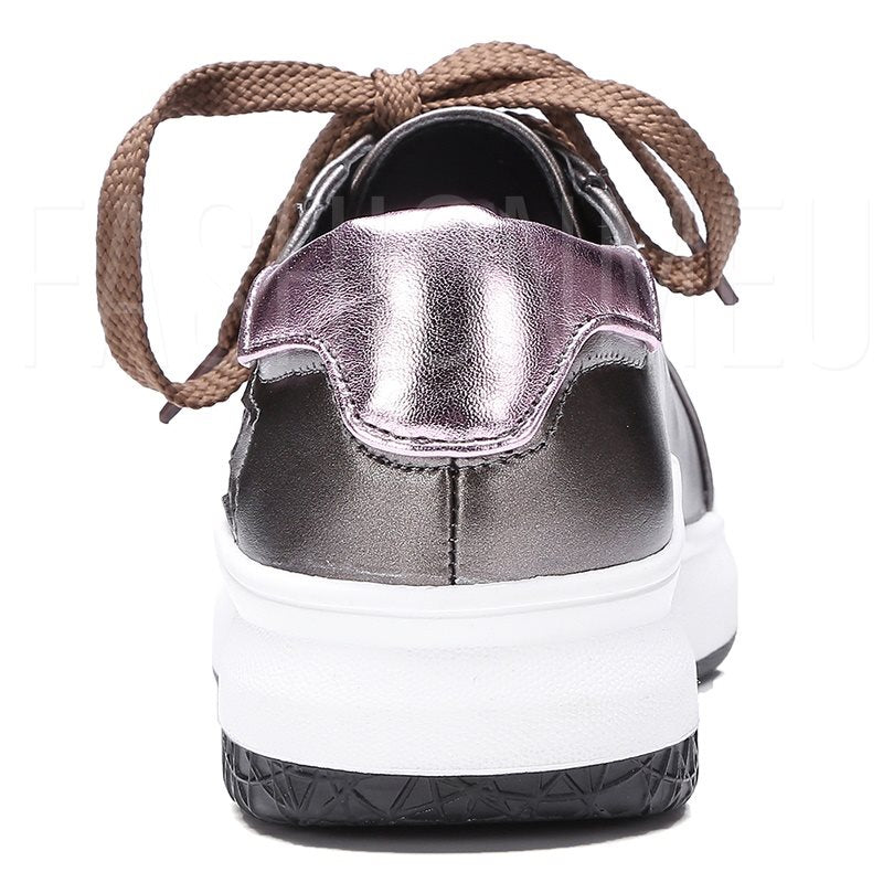 Color Block Skate Women's Foundation Shoes