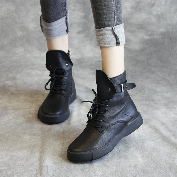 Original Handmade Leather Women's Boots