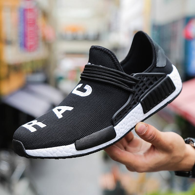 Men's fashion trend breathable lightweight sneakers