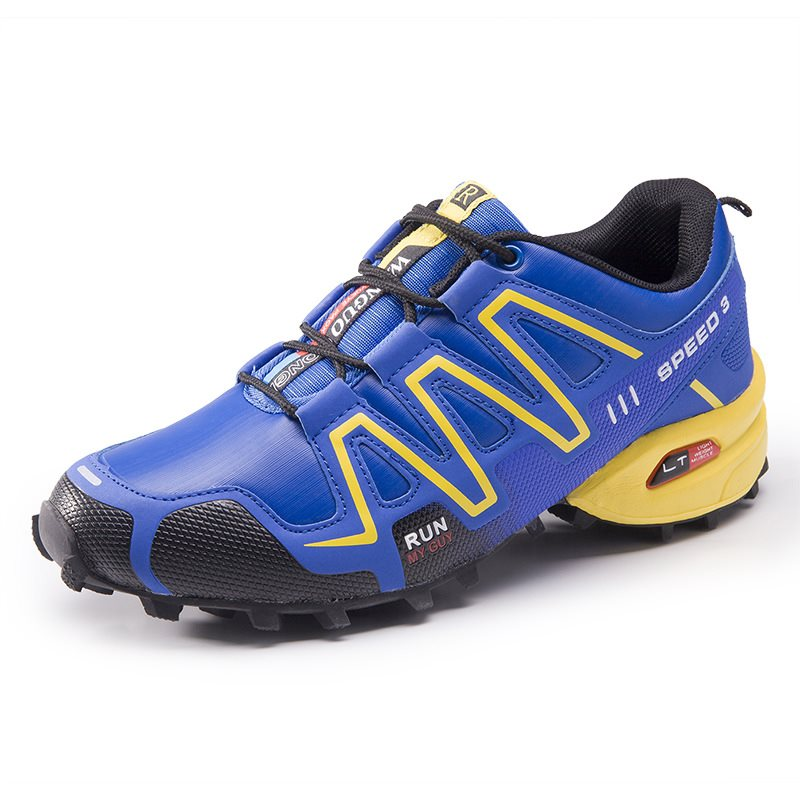 Skid Off-Road Climbing Men's Sneakers