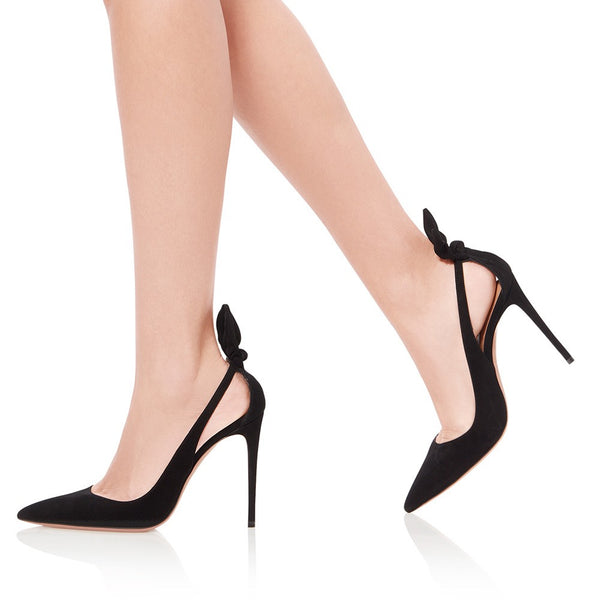 Open Toe 3D Stiletto Heel Slip-On Plain Ultra-High Heel Thin Shoes