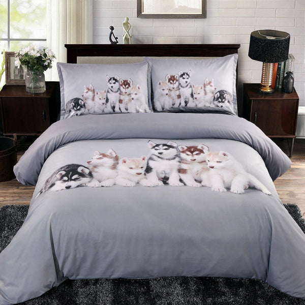 Tencel Cotton Set Duvet Cover Set Hand Wash