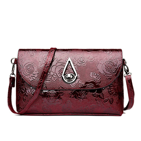 Novelty Floral Small Women Shoulder Bag