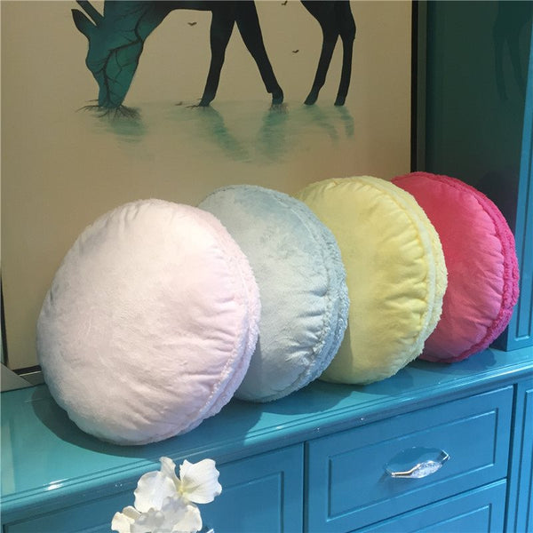 Flocking Polyester Cushion Hand Wash