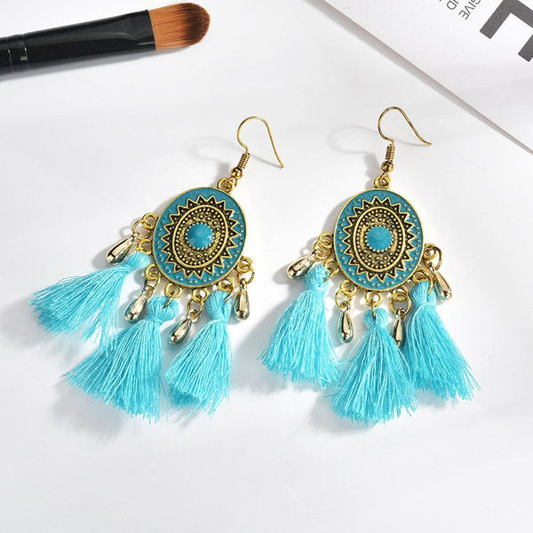 Alloy European Gift Earrings