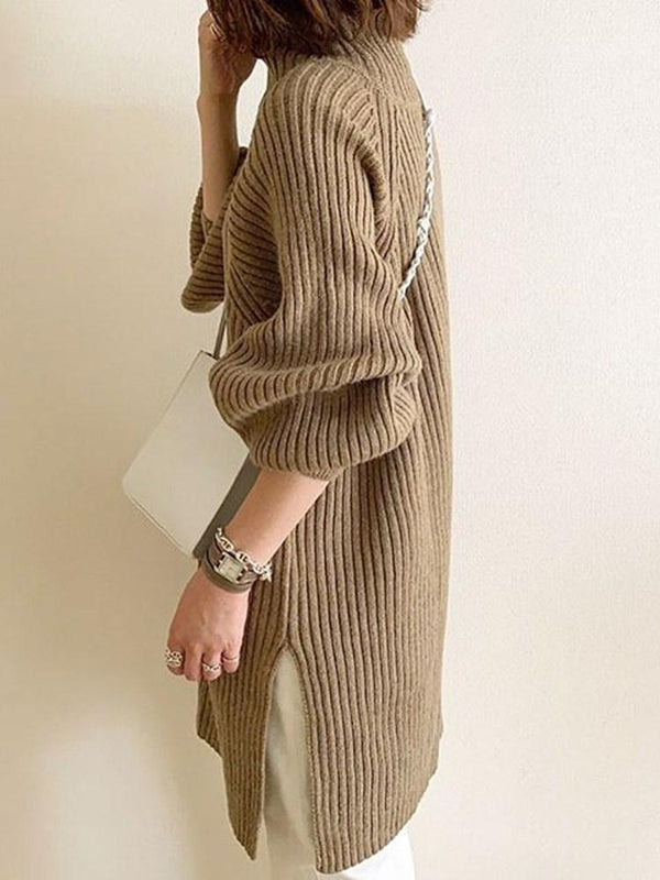 Spring Mid-Length Sweater