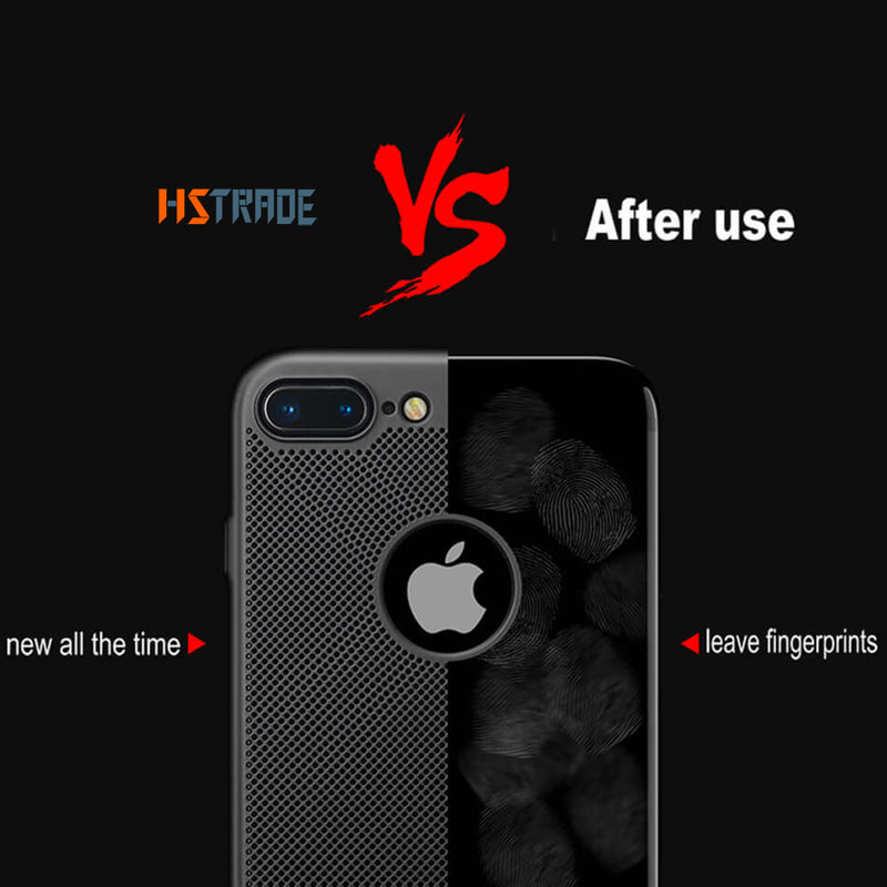 Heat Dissipation Phone Case For iPhone