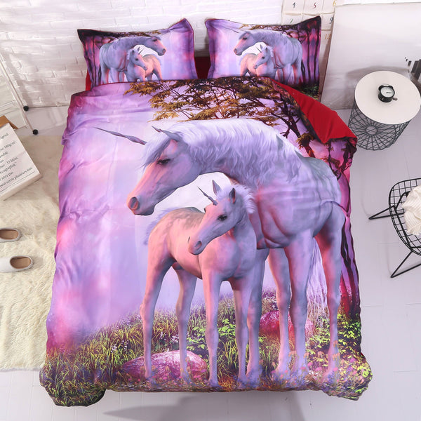 Tencel Cotton Machine Wash Duvet Cover  Cotton Bedding Set