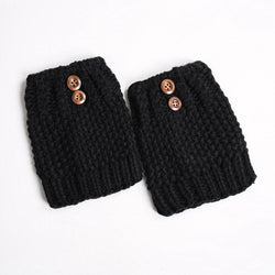 Winter Warm Casual Plain Socks