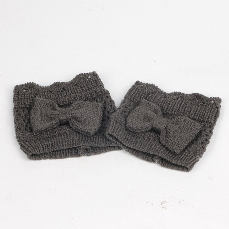 Plain Winter European Warm Socks