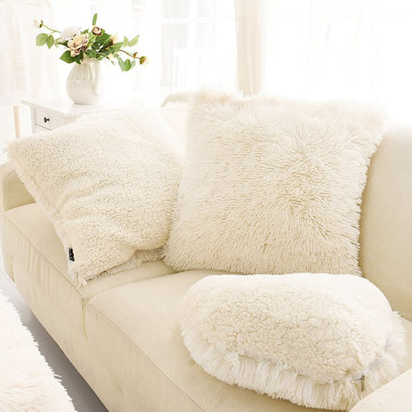 Polyester Throw Pillow Lace Machine Wash