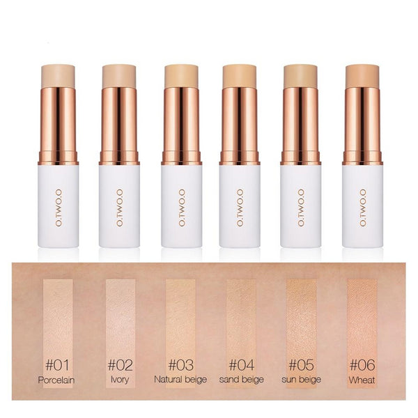 Magical Concealer Stick Foundation Makeup Full Cover Contour Face Concealer Cream