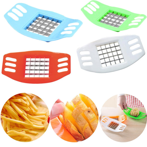 Free Ship Vegetable Potato Slicer Cutter Chips Making Tool