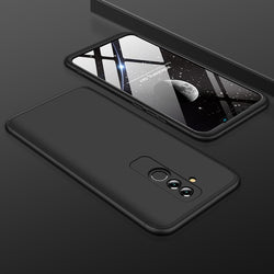 For Huawei Mate 20 Lite Case 360 Degree Full Protection Hard PC Shockproof Matte Case