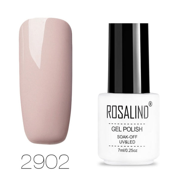 Gel varnish hybrid Nail Art Gel Primer Top Coat Vernis Semi Permanent Soak off UV White Bottle Colors Gel Nail Polish