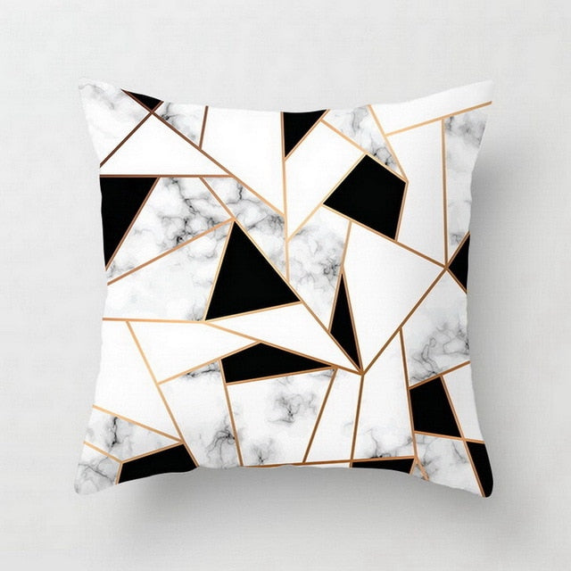 New Geometric Printed Pillow Case Cover Square 45cm*45cm