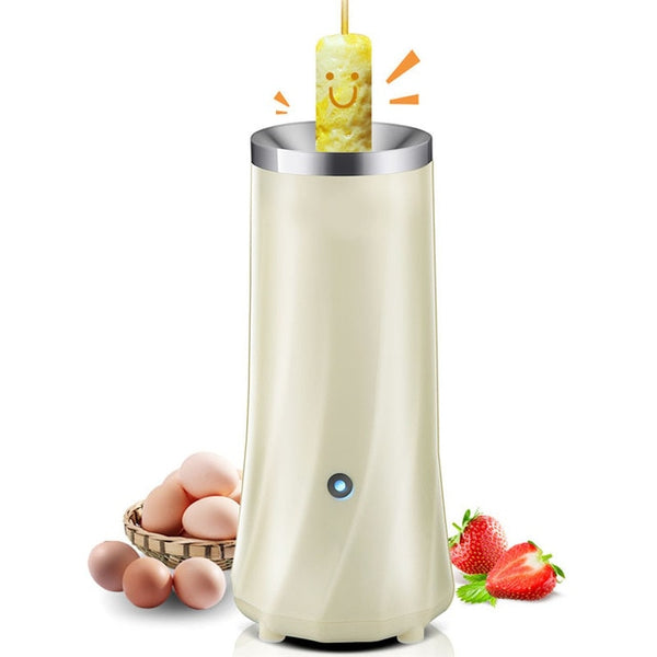 Electric Automatic Multifunctiona Mini Egg Roll Maker