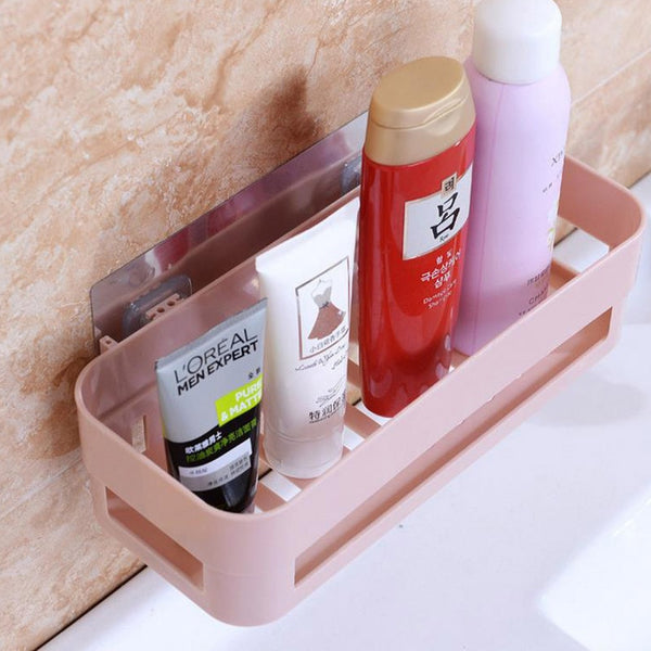 Bathroom Shelving Wall Corner Storage Rack Organizer for Shower Shampoo Holder