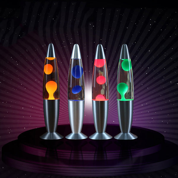 Lava Lamp Decorative Jellyfish Light Bedroom Night Lights