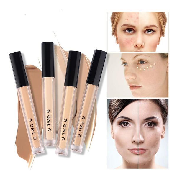 Liquid Convenient Full Cover Eye Dark Circles Blemish 4 Colors