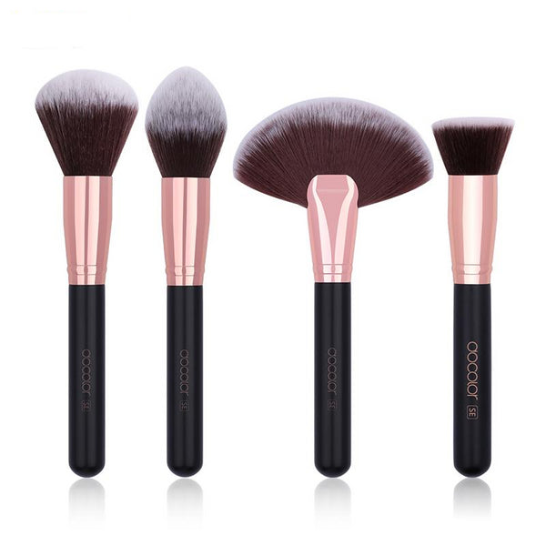 Fan Contour Powder Brush highlighter makeup Brushes