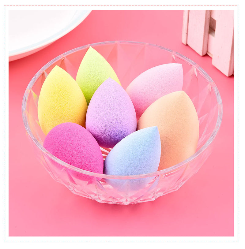 Soft Water Drop Shape Makeup Cosmetic Puff