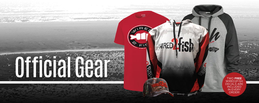 Wired 2 Fish Gear – Wired2Fish Store