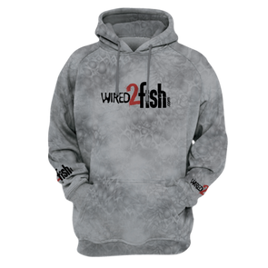 Fish Scale Performance Hoodie