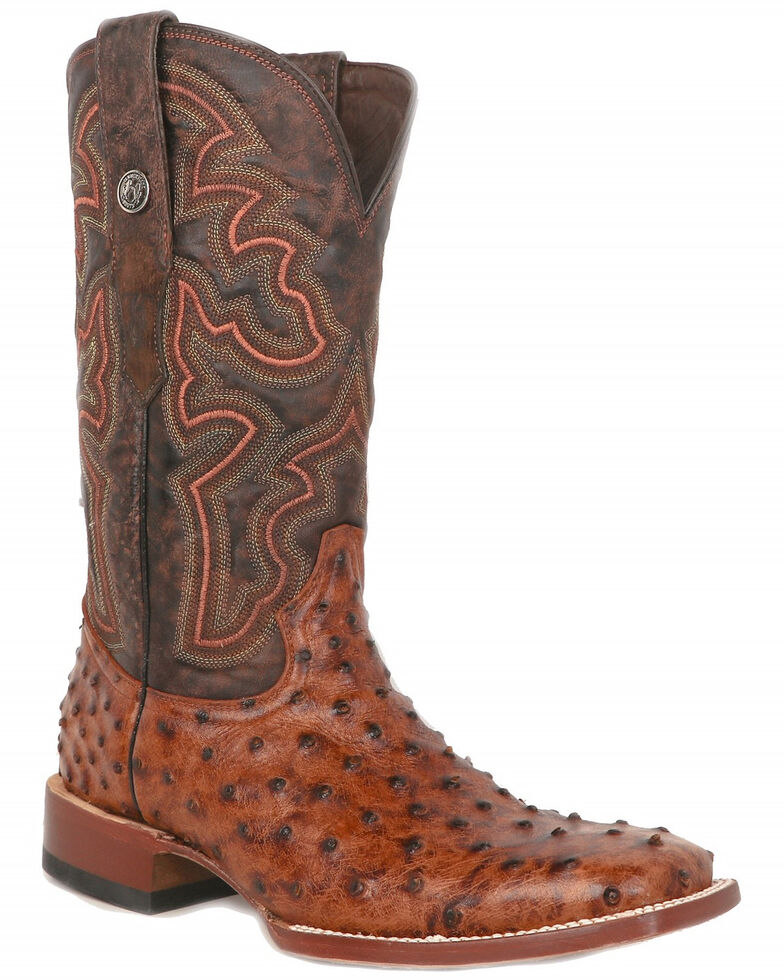 Hybrid Rancher Waterproof Western Boot