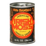 big bamboo jamaican Irish moss vanilla drink 284 ml - JamaicanFavorite