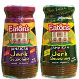 eatons jamaican jerk seasoning jerk sauce best hot sauce mild hot all natural