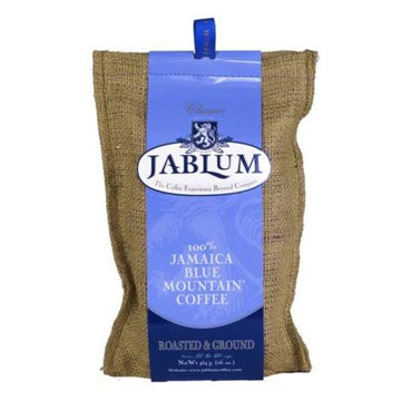 100% jamaican blue mountain coffee jablum roasted & ground 16 oz - JamaicanFavorite