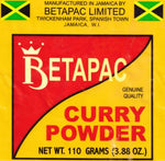 jamaican betapac curry powder 3.88 oz (Pack of 3) - JamaicanFavorite