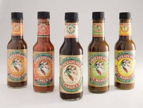 pickapeppa jamaican sauce mix flavor 5 oz (Pack of 5) - JamaicanFavorite