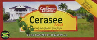 caribbean dreams herbal tea collection sorrel cerasse & bissy tea (Pack of 3) - JamaicanFavorite