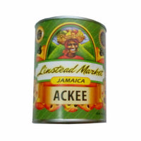 linstead market jamaica tin ackee tender fruit strain in salt water 540g
