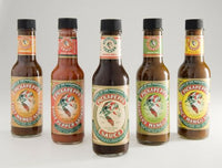 5 pickapeppa sauce jamaican original gingery mango spicy mango hot red pepper