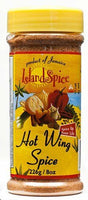 3 Island Spice Jamaican hot wing spice 8 oz each